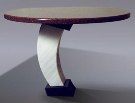 Kis telefon asztal