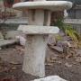 Klasszikus japán kő lámpáa