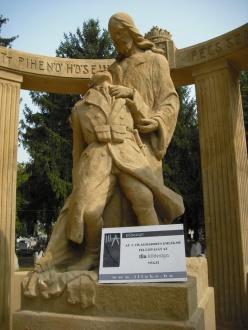 I. Világháborús Hősi Emlék
