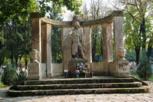 I.Világháborús Hősi Emlék